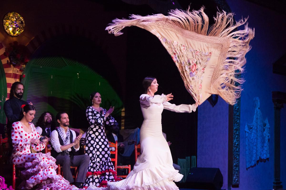mejor show flamenco online