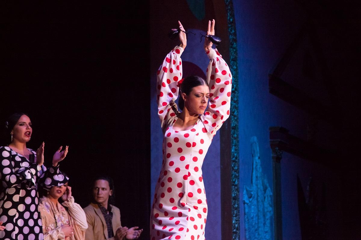 Aprender A Bailar Flamenco Cursos Online El Palacio Andaluz