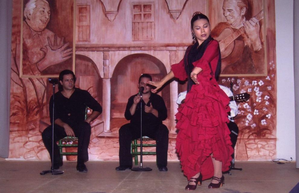 Interés por el flamenco en Japón