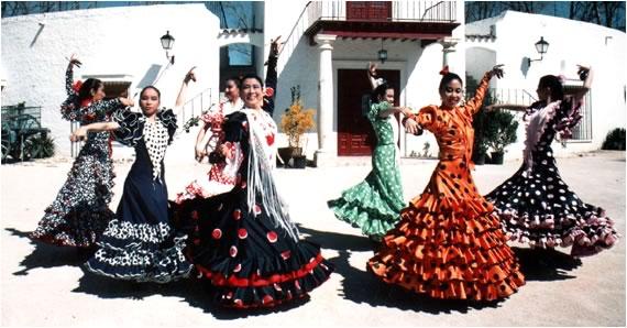el interes de los japoneses por el flamenco
