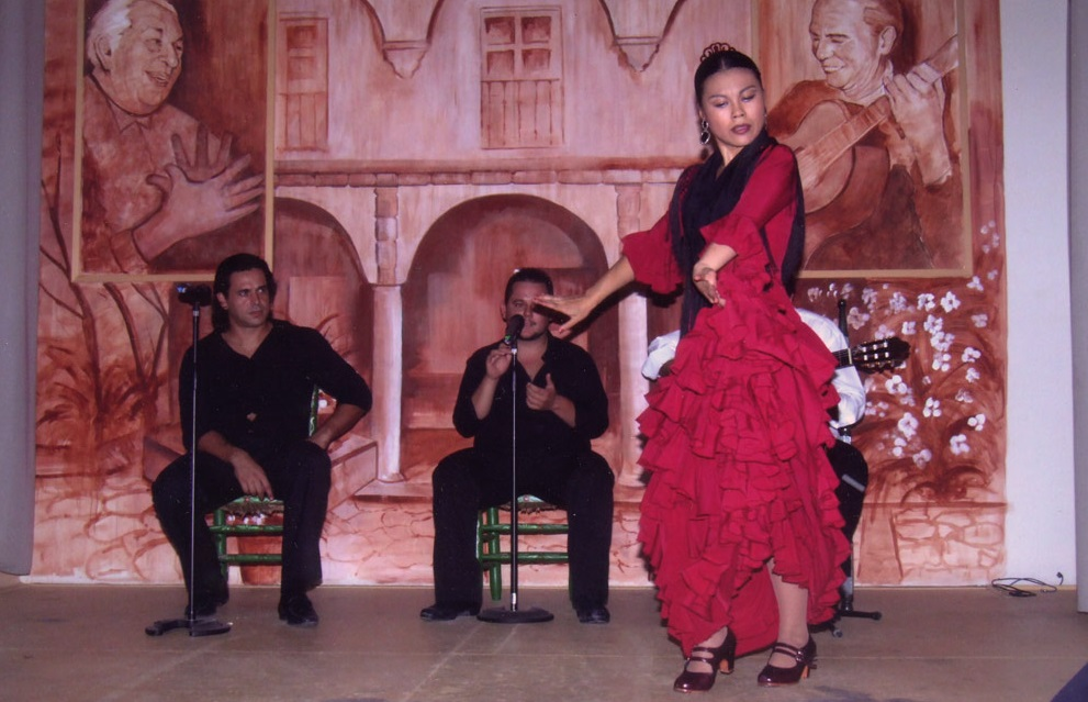 flamenco in japan