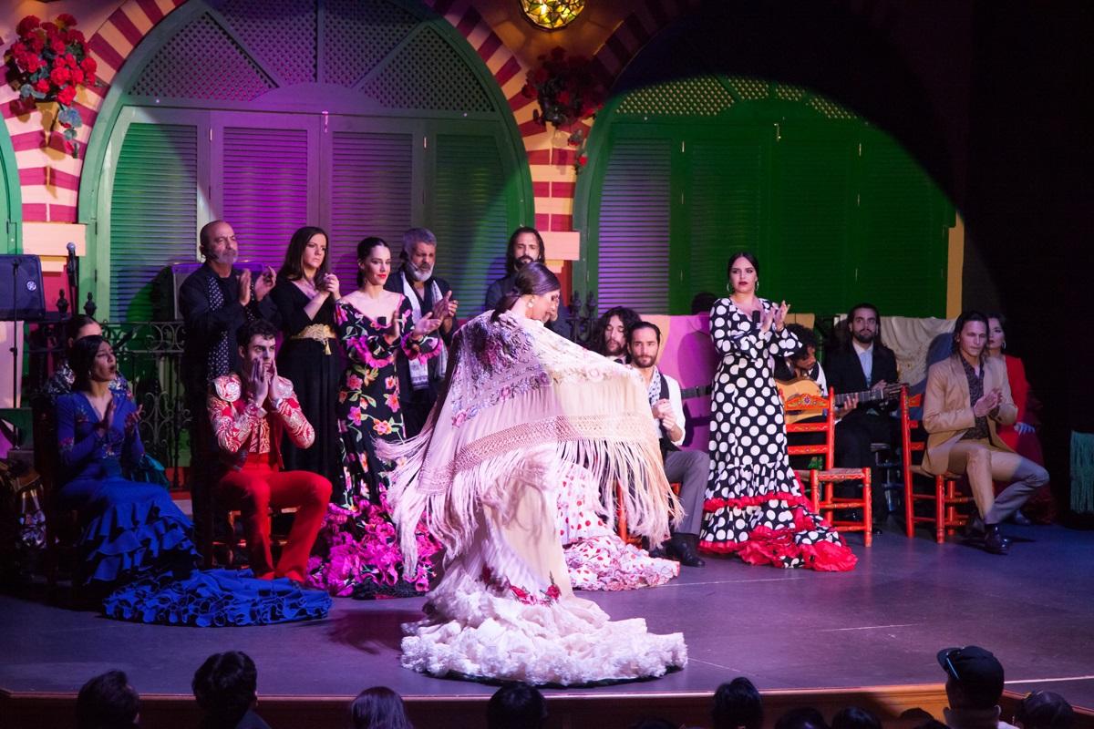 descubre qué es el flamenco en un espectáculo en vivo